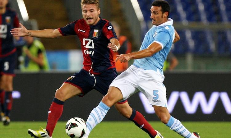 Lazio, l'ex Scaloni osserva Correa per l'Argentina