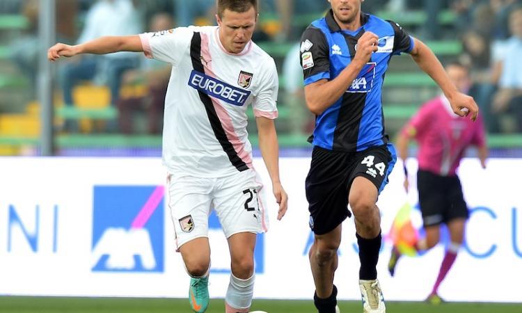 Palermo:| Ilicic pronto per l'Inter