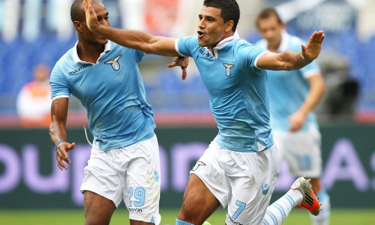 Lazio, il tris è straniero
