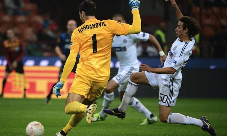 Handanovic:|Da meteora alla Lazio a diga con l'Inter