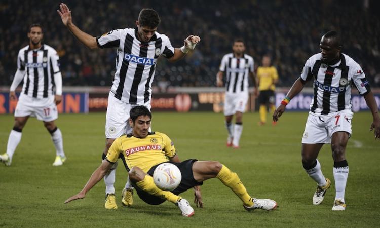 Udinese: quante pretendenti per Faraoni