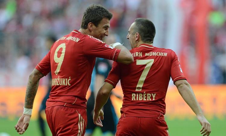 Bundesliga: il Bayern non si ferma più. Schalke 04 secondo, bene il Dortmund