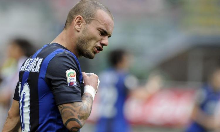 Anzhi su Sneijder! Willian costa troppo