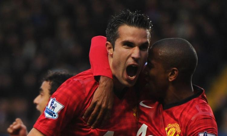VIDEO Il Manchester United perde Van Persie