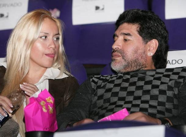 Maradona: 'Diedi un milione a mio figlio perché non ...