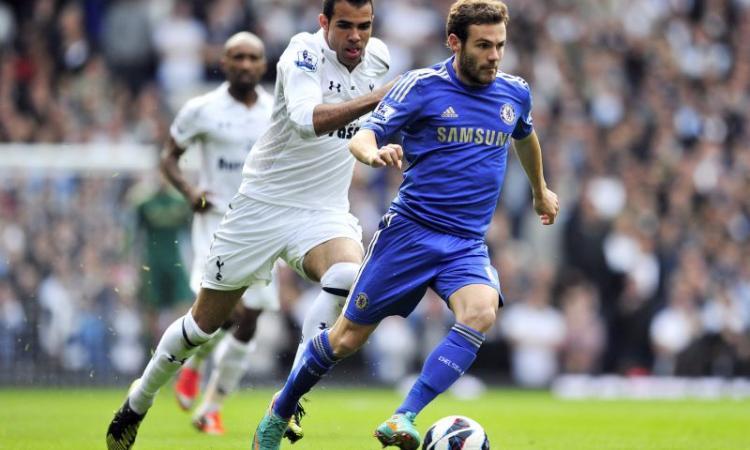 Atletico Madrid: Mata arriva in prestito