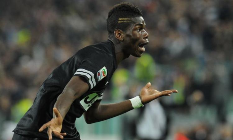 Pogba: 'I miei compagni faranno bene, forza Juve!'