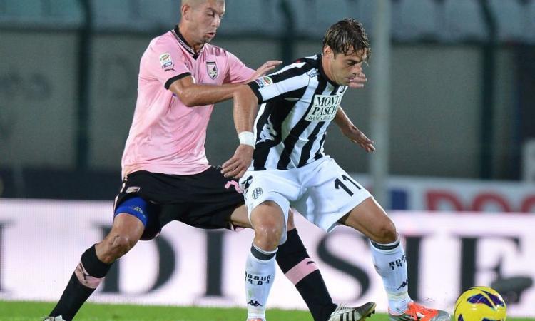 Siena, Calaiò:| Rinnova il contratto fino al 2015