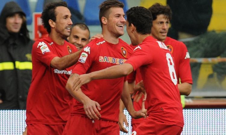 Ag. Dessena: |'Lo volevano Genoa e Fiorentina'