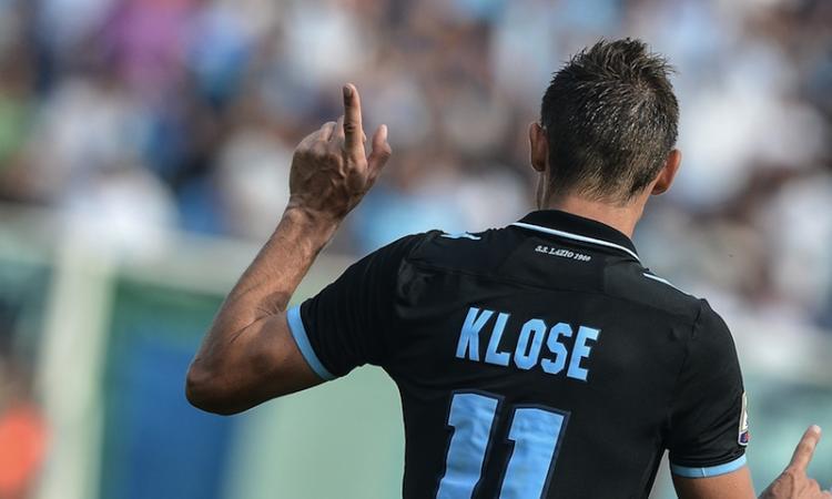 Ag. Klose: 'Priorità alla Lazio, ma trattiamo anche con altri'