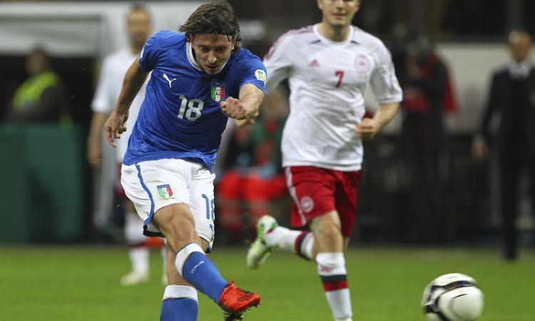 Italia: Cerci e Montolivo si allenano a parte