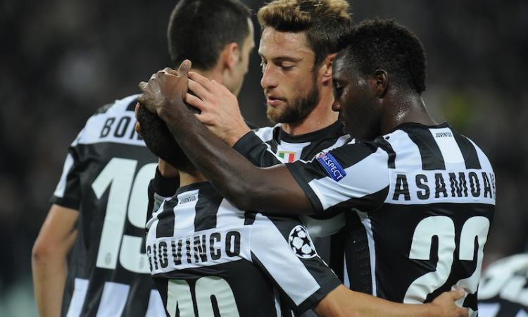 Juve, tensione alle stelle. Marchisio a Bonucci: 'Perdiamo per colpa tua'. I due smentiscono su Twitter