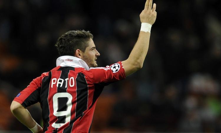 Pato: 'Il Milan è la mia famiglia'