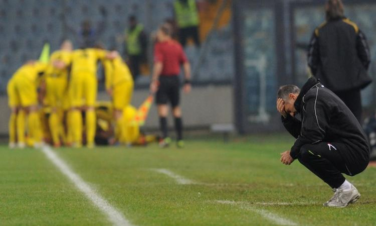 Udinese: frattura alla mano per Jadson