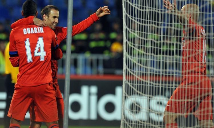Europa League: l'Udinese cade , super Napoli e Lazio, Inter qualificata FOTOGALLERY