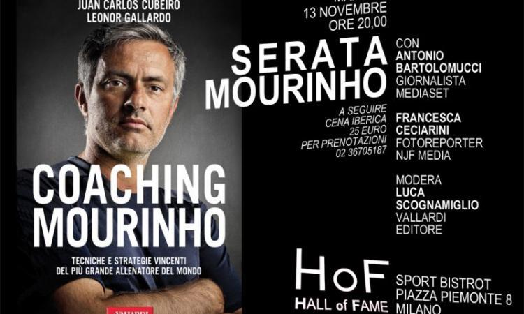 Calcio & Libri: Coaching Mourinho, ecco come emulare lo Special One