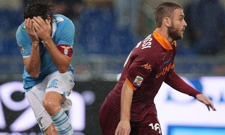 Romamania:| De Rossi, che delusione!