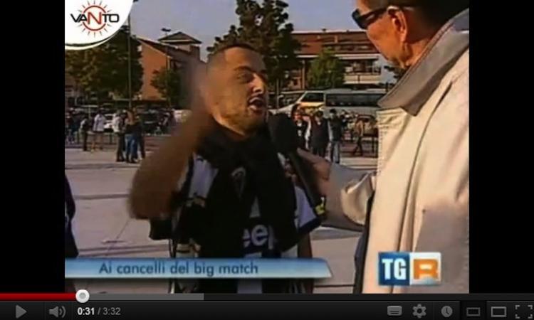 CALCIO ALLA TV. Giornalista Rai licenziato! Disse: 'I napoletani si distinguono dalla puzza'