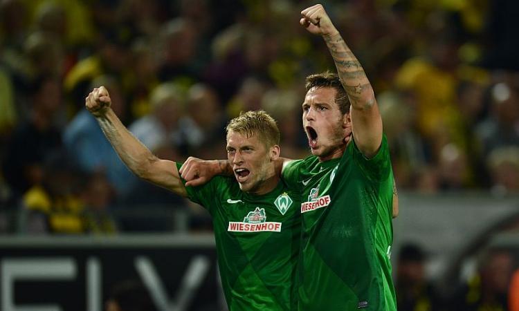 Bundesliga: Hunt luce Werder. Bayer Leverkusen in zona Champions