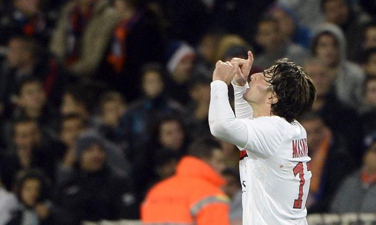 Ligue 1: Aubameyang, errore del Milan. Il PSG vede rosso, Maxwell non basta