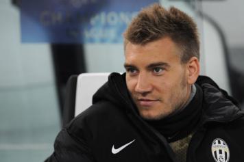 Nicklas Bendtner Juventus