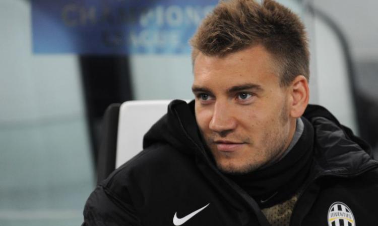 Juve: Bendtner tagliato, torna a Londra