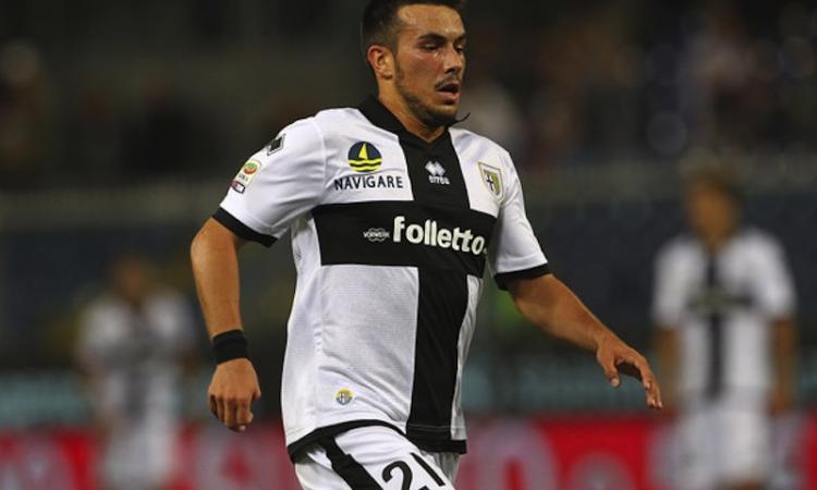 Parma, Sansone: 'All'Inter segnai di lunedì, spero porti bene'