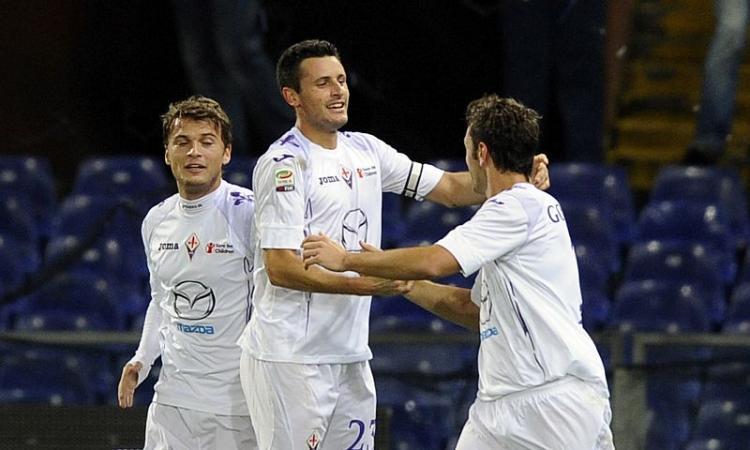 Fiorentina: dubbio Pasqual-Alonso