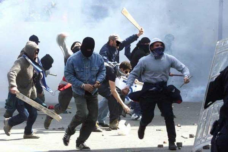 A tutti i veri tifosi: lo Sport non può essere violenza!