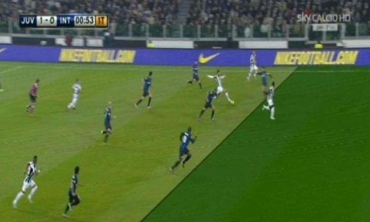 SOLO JUVE. Asamoah, moviola gestita dalla panchina dell'Inter?