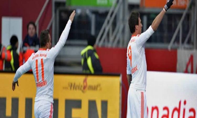 Bundesliga come la serie A: Mandzukic e Shaqiri nell'occhio del ciclone!