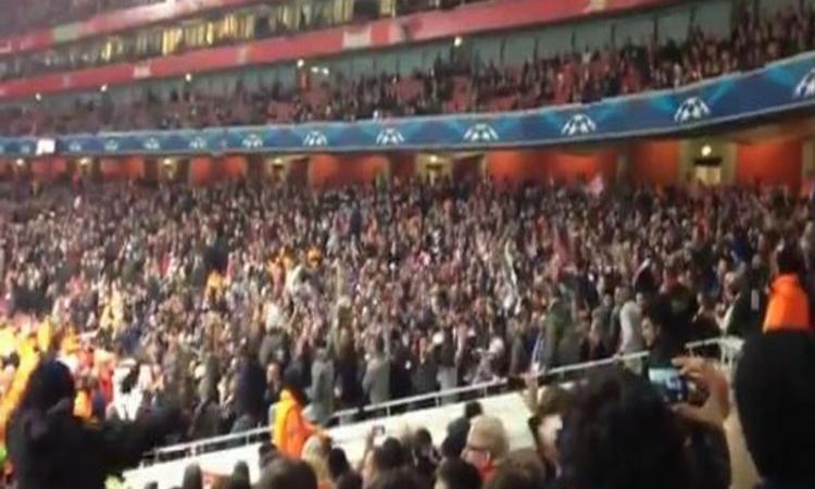 Il Montpellier non fa gol, ma i tifosi esultano lo stesso VIDEO