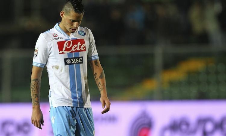 Hamsik rapinato,| Pm: 'Vogliono intimidire il Napoli'