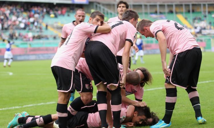 Palermo, Dybala: |Gli occhi della Juve sull'argentino
