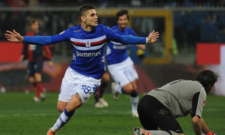 Derby di Genova: quando il gol è straniero