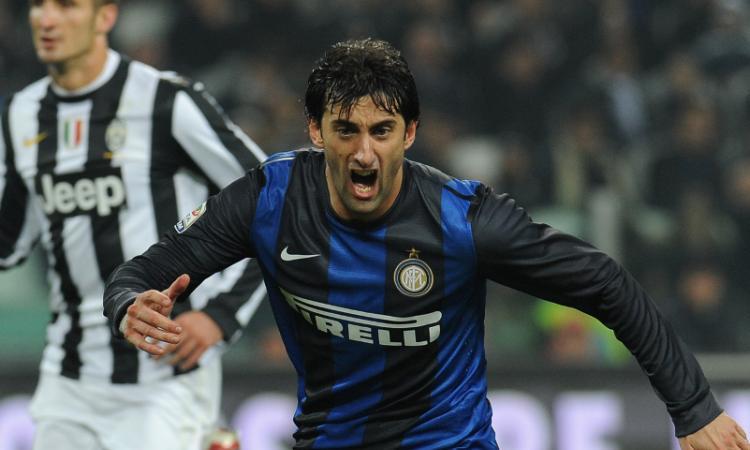 Milito sogna Inter-Juve: poi rinnova o torna in Argentina