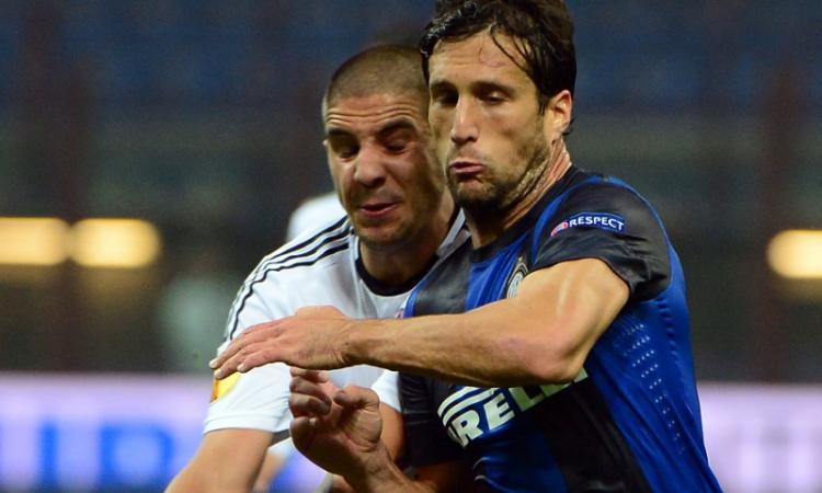 Inter, Silvestre: l'argentino se ne torna al Palermo