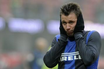 Antonio Cassano Inter 2012/2013