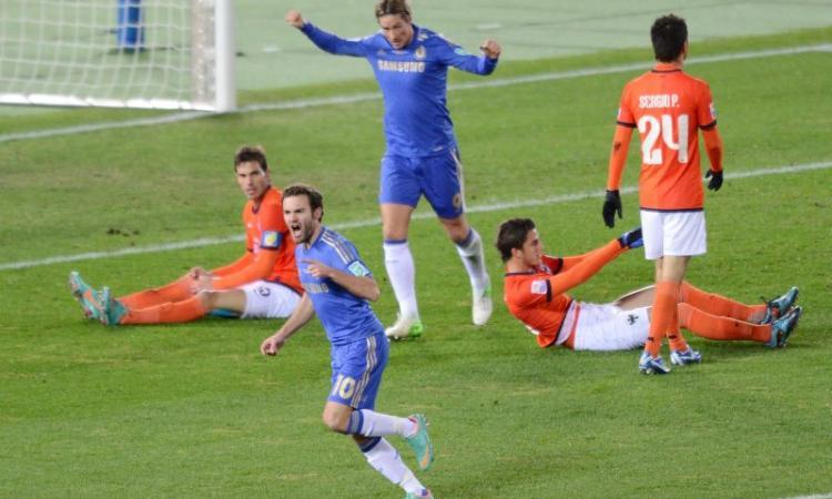 Mata: 'Non voglio andare via dal Chelsea'