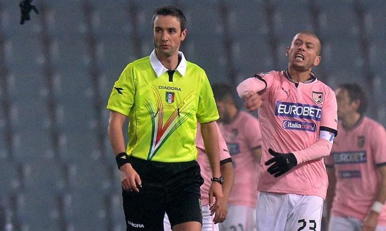 Palermo allenamento:  Dossena c'è, Donati è differente
