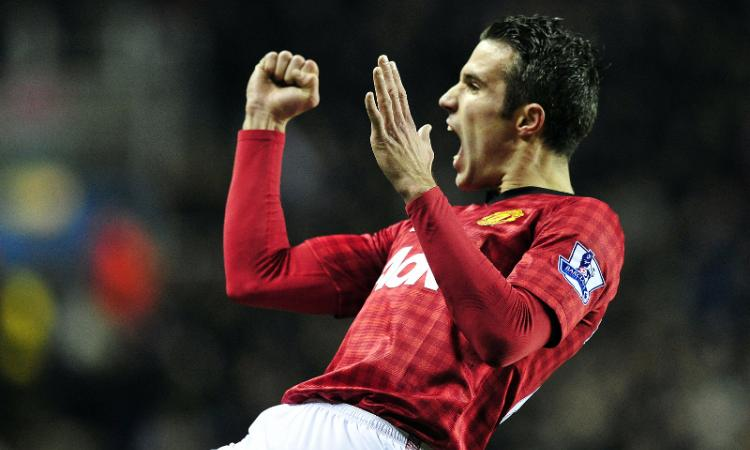 Van Persie: 'Arsenal e Manchester United favorite in Europa League' VIDEO