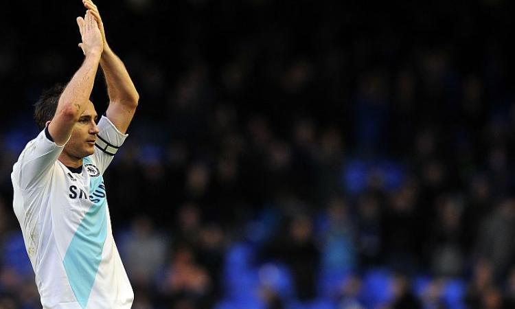 Lampard: fa 100 con l'Inghilterra