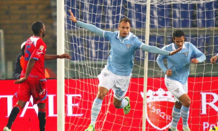 Lazio, Radu problemi al ginocchio. Out due mesi?