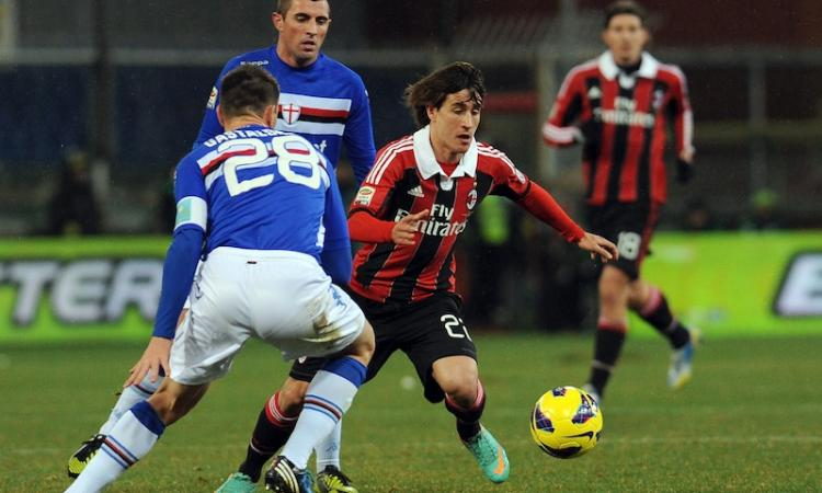 Tegola Samp: Gastaldello salta il Milan?