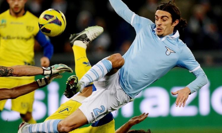 Lazio, Biava:| 'Domani giocherò al 99,9%'