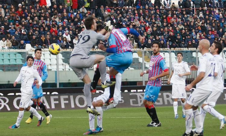 Fiorentina, Neto: un calcio alle critiche