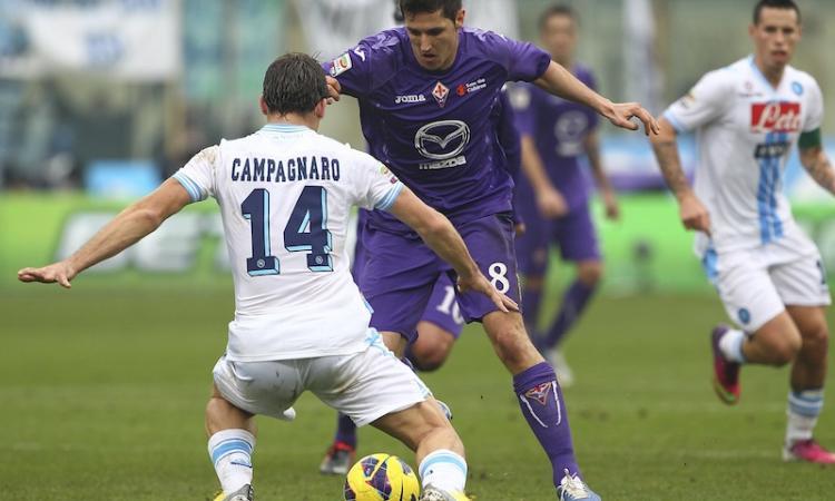 Fiorentina: via libera per Jovetic alla Juventus