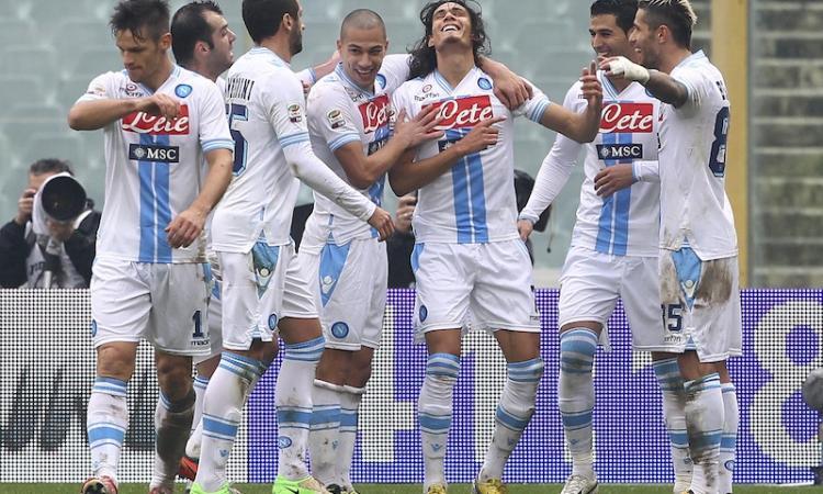 Napoli: Cavani 'De Laurentiis, dichiarazioni che non mi sono piaciute'
