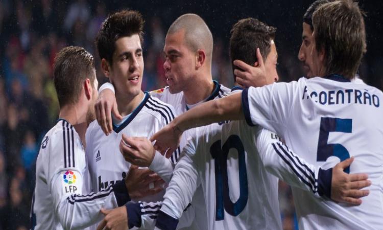Tottenham: in arrivo un attaccante dal Real Madrid