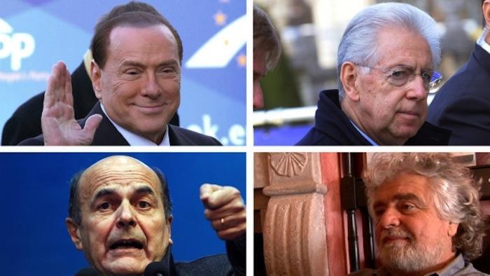 Elezioni Senato, dati ufficiali: Pd 27,43%, Grillo 23,78%, Pdl 22,30%
